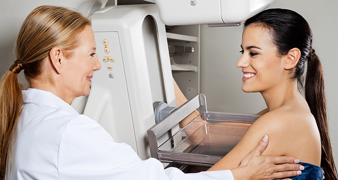 Annual Screening Mammograms in Knoxville, TN