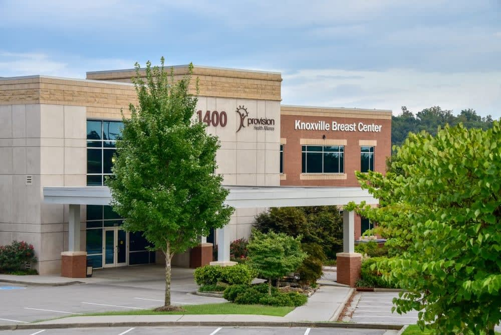 Knoxville Comprehensive Breast Center Office in Knoxville, TN
